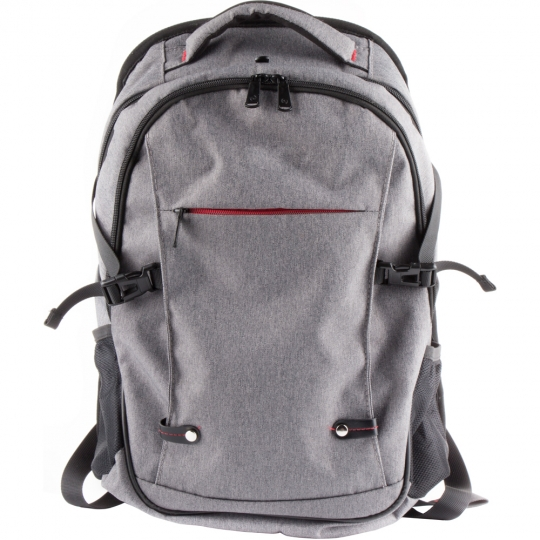 Rucsac notebook Natec Alpaca Grey (15.6