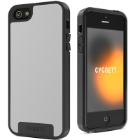 CYGNETT iPhone 5s case Apollo White and Grey