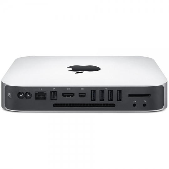 Apple Mac Mini Model: A1347 2.5GHz Dual-Core Intel Core i5, 4GB 1600MHz DDR3 SDRAM - 2x2GB, 500GB Serial ATA Drive, OS X Mountain Lion