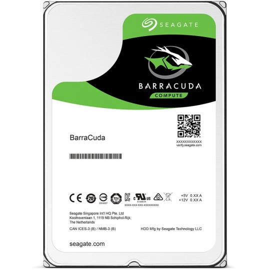 "SEAGATE HDD Mobile Barracuda Guardian (2.5"", 500GB/ SATA 6Gb/s/ rmp 5400)"