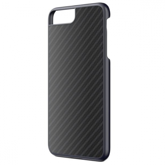 CYGNETT URBANSHIELD CASE FOR IPHONE 7 PLUS - CARBON FIBRE