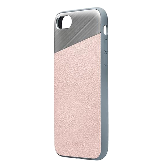 CYGNETT Element Leather Case for iPhone 7 Plus - Pink Sand