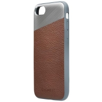 CYGNETT Element Leather Case for iPhone 7 Plus - Brown