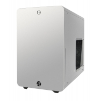RAIJINTEK STYX Micro-ATX Case - white Window