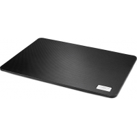 "STAND DEEPCOOL notebook 15.6"", sita metal, fan 18cm, buton control viteza fan, black, ''N1''"