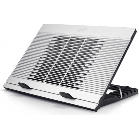 "STAND DEEPCOOL notebook 17 sita aluminiu, fan 18cm, 4 x port USB ""N9''"