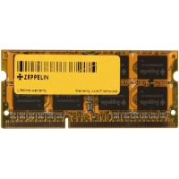 SODIMM ZEPPELIN DDR3/1600  2GB (dual channel)