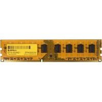 DIMM ZEPPELIN DDR3/1600  2GB   (life time, dual channel)